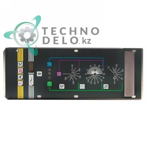 Стикер обозначения кнопок  37M5641 7M5641 панели управления печи пароконвекционной Angelo Po FCV101 и др.