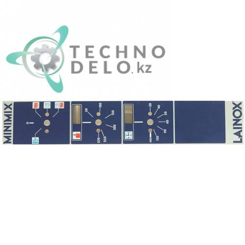 Панельный стикер 869.401297 universal parts equipment