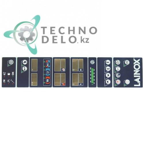 Панельный стикер 869.401320 universal parts equipment