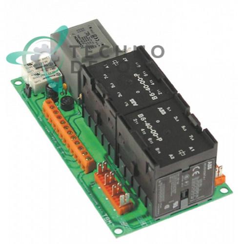 Плата электронная TGM7 230/400В LF1033020 для мясорубки Sirman MASTER 1000 CE, TC 12 DAKOTA CE и др.