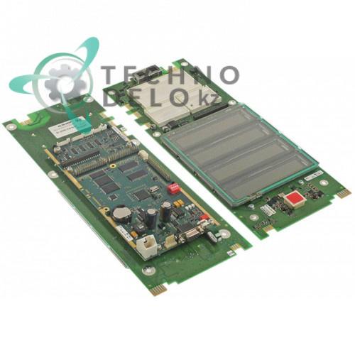 Плата электронная 42.00.002P 4200002 панели управления печи Rational SCC101, SCC102, SCC61, SCC62 и др.