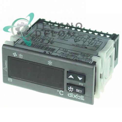 Контроллер Dixell XR60C-5N3C1 71x29мм 230VAC тип датчика NTC для холодильного оборудования Desmon и др,