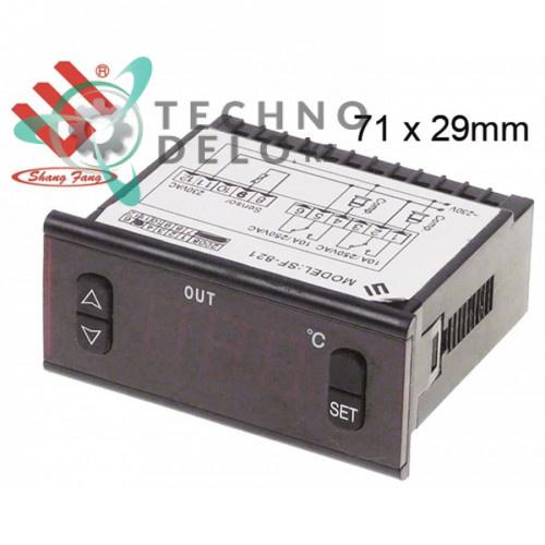 Электронный регулятор SHANGFANG 196.402156 service parts uni