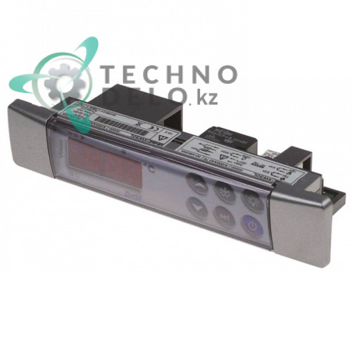 Контроллер Dixell XW30L 150x30x50мм 230VAC датчик NTC/PTC 091015 для встраиваемых холодильников Electrolux DI2RDP и др.