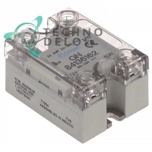 Реле твердотельное Crouzet 24-280В 25А тип 84136162 для оборудования Expobar и др.