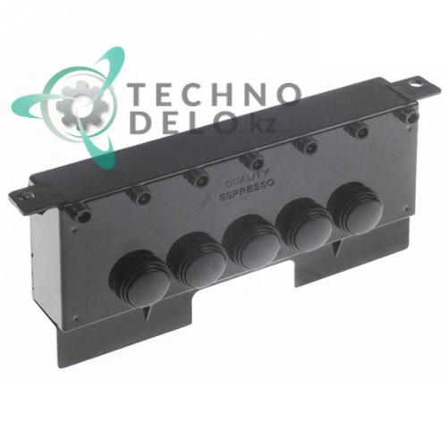 Панель управления 185x70мм 08427610 для кофемашины Quality Espresso Futurmat Economy