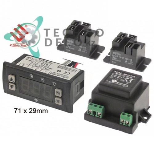 Электронный регулятор SHANGFANG 196.403074 service parts uni
