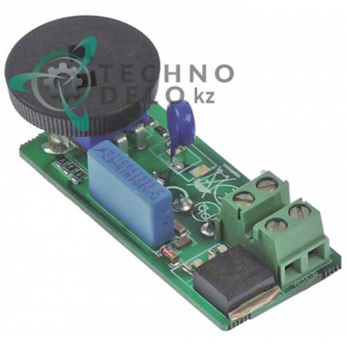 Плата-регулятор оборотов 2852 миксера Dynamic, Horeca-Select, Makro-Professional, Metro-Professional