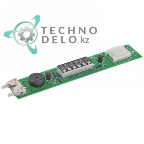 Плата электронная 227083 80929 посудомоечной машины Colged, Elettrobar и др.