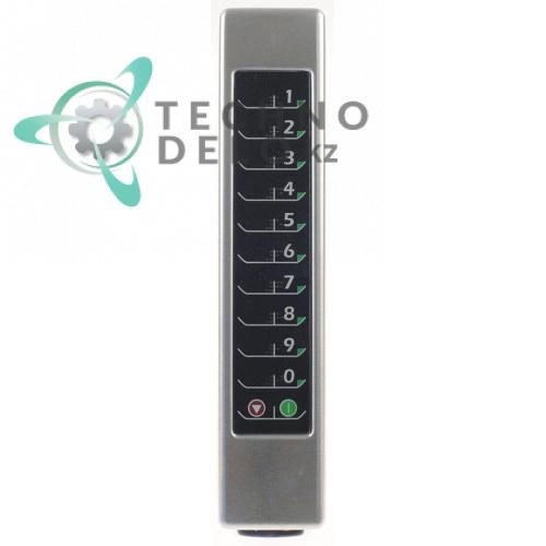 Панель управления 342x74мм 59002098 59104133 для микроволновой печи Amana Menumaster DS1400E/MCE14