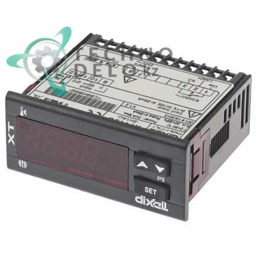 Контроллер Dixell XT110C-5H1AU 71x29 230VAC датчик mV/mA 1 выход реле CO-8A(3) A00DJ124 для FRENOX и др.