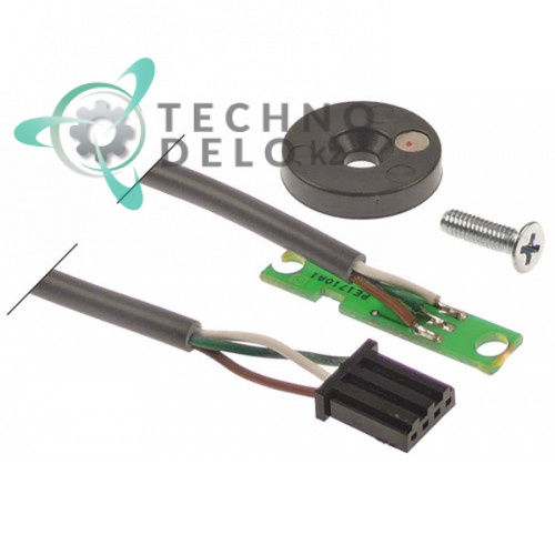 Датчик скорости мотора Hall sensor KPE1710A KPE1710B PE1710A1 для Unox XVC1015G, XVC315G и др.