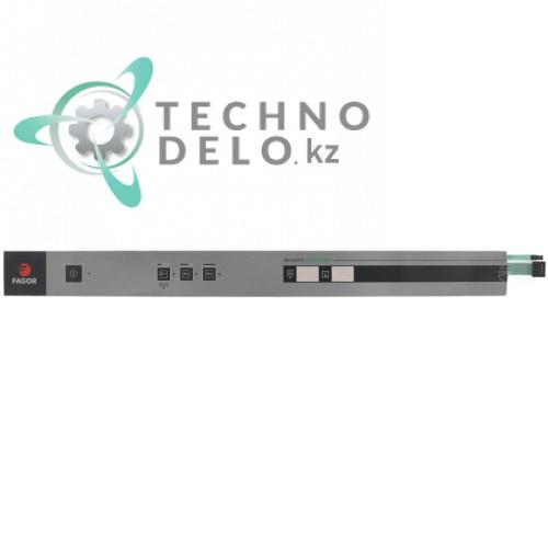 Панель управления (гибкая) 585x50мм 12024723 для посудомоечной машины Fagor AD48/AD64 и др.