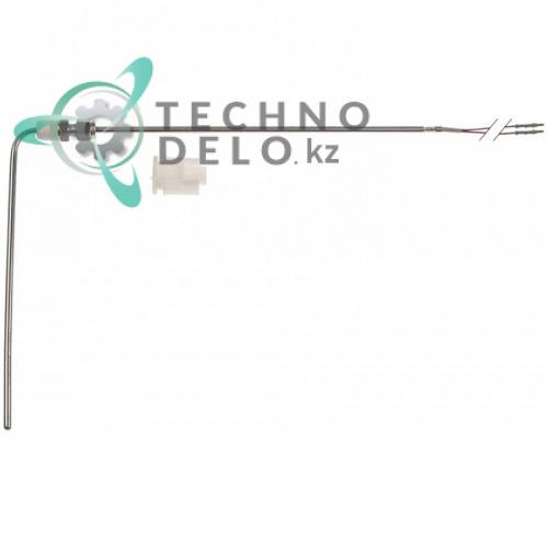 Датчик температурный NTC 10kOhm ø4,7x270мм M12x1,25 кабель PVC L-0,8м P5044882 для фритюрницы Pitco