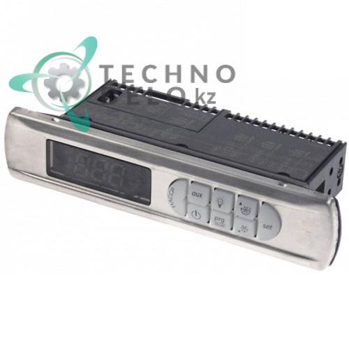 Контроллер CAREL PBIFC0HND61 138x29x70,5мм 230VAC датчик NTC -50 до +99°C защита IP54 для оборудования Infrico и др.