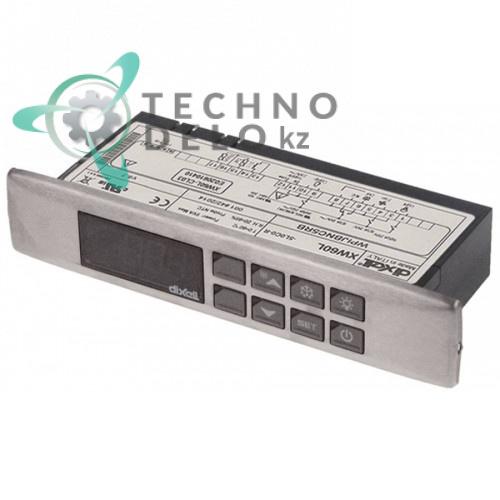 Контроллер Dixell XW60L-5L0C0-R 150x30x65,5мм 230VAC датчик NTC/PTC E020650020 для оборудования Coldline и др.