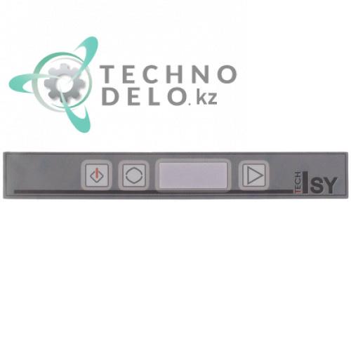Панель управления (гибкая) 257x35мм 026606 70729 для посудомоечной машины Colged