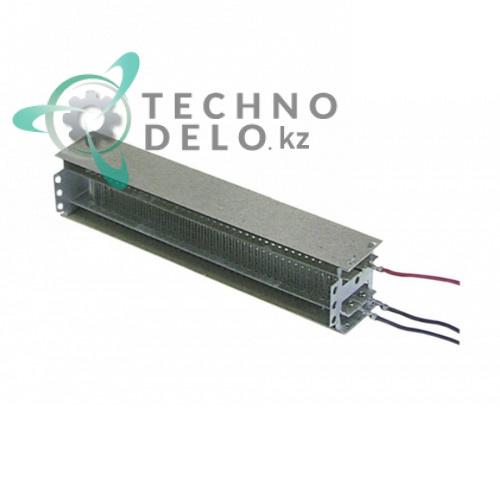 Регистр 197x35x40 2000Вт 230В 105°C 32G1990 вентилятора для Angelo-Po, Electrolux, Grandimpianti и др.