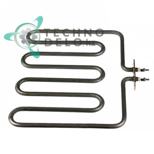 Тэн 2000Вт 400В 223x252мм сухой нагревательный элемент RC00000109 теплового оборудования Tecnoinox и др.