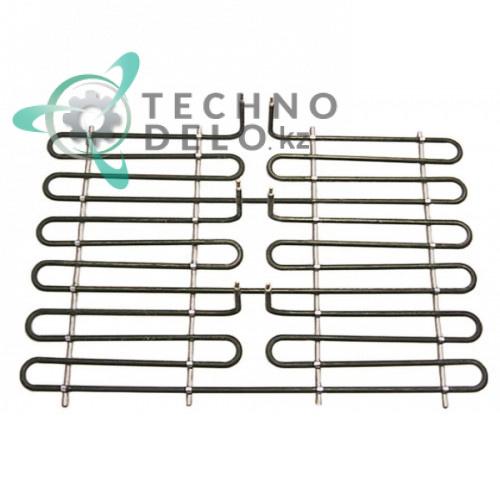Тэн IRCA 5000Вт 400В 460x295x75мм трубка d-6,5мм 180373 воздушный нагревательный элемент для Blumauer и др.
