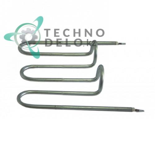 Тэн 705.17 750Вт 230В 175x260x56мм трубка 8,5мм сухой нагревательный элемент для теплового оборудования Lukon