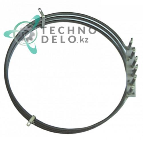 Тэн 7000Вт 230В ø385/ø400мм H-80мм сухой 34948 для профессионального теплового оборудования Wiesheu Wiwa и др.