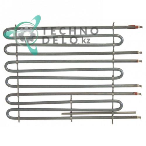 Тэн (1500Вт 230В) 384x274мм трубка d-8,5мм 270204530 для Gico 700-500A-C-T, 700-542A-C-T