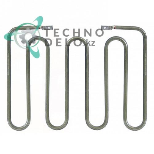 Тэн (1200Вт 230В) 180x228x20мм диаметр трубки d-6,3мм M4 сухой нагреватель PR103 PR103/1 для гриля Faba, La-Spaziale