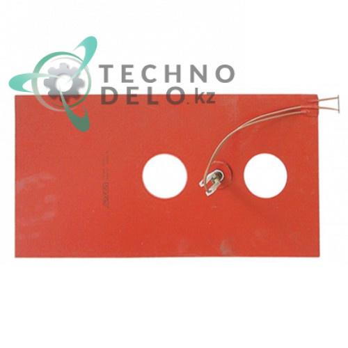 Пластина нагревательная IRCA 460x250мм 1000Вт 230В 843613 для Offcar 7BME40/7BME80 и др.
