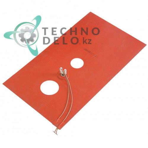 Пластина нагревательная 500x290мм 1350Вт 230В 843611 для Offcar 8BME40/8TBE40/8TBE80