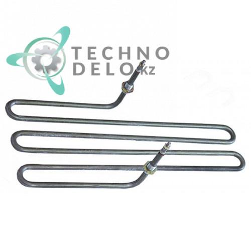 Тэн 2350Вт 230В 400x160x55мм M5 1/4 6A050210 BN6A050210 для опрокидывающейся сковороды Baron, Olis 725KB и др.