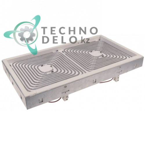 Конфорка нагреватель 5200Вт 230В 530x300мм 159832 для Ascobloc, Palux