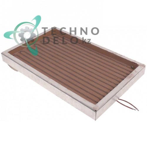 Конфорка нагреватель 2500Вт 230В 465x295мм для плиты Kuppersbusch