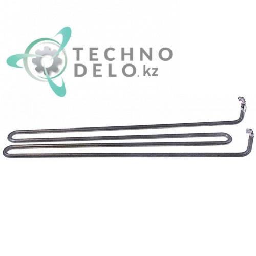 Тэн 1500Вт 230В 004671 для жарочной поверхности Zanussi/Electrolux 168084 и др.