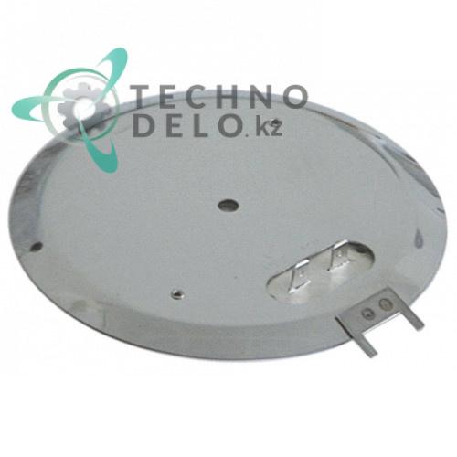 Нагреватель плоский 82Вт 230В D-134мм 03105 99118 для кофеварки Animo A100/A200 и др.