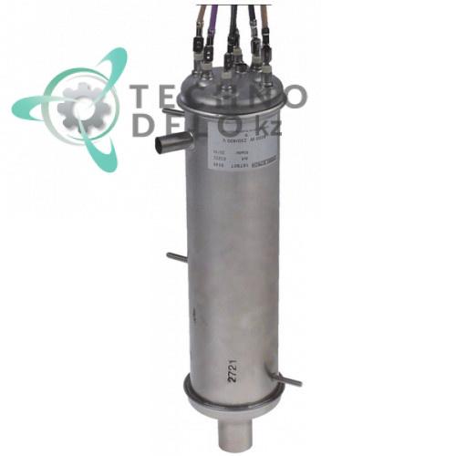 Нагреватель проточный 6000Вт 230/400В ø58мм H-265мм 03222 для ANIMO ComBi Line