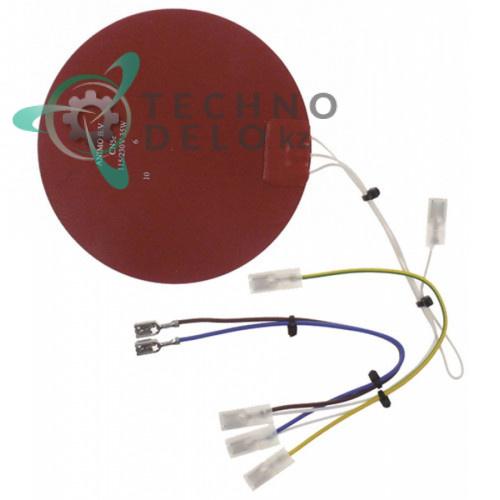 Пластина нагревательная круглая ø155мм 70Вт 115/230В 54203 для Animo CB1x10L и др.