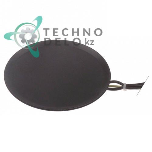 Нагреватель плоский 6.101.072.000 ø125мм 100-240В для Bravilor Bonamat HP2/Matic/MaticTwin