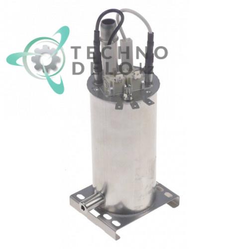 Нагреватель проточный 1600Вт 230В ø58мм H-120мм 6.101.133.000 для Bravilor Bonamat Matic и др.