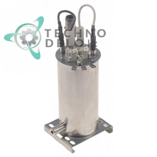 Нагреватель проточный 1400Вт 240В ø58мм L-120мм 6.101.137.000 для Bravilor Bonamat Matic/TH и др.