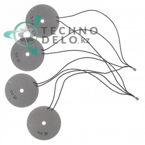 Нагреватель плоский 260Вт 240В D100мм 6.248.030.000 для Bravilor Bonamat B40/VHG40 и др.