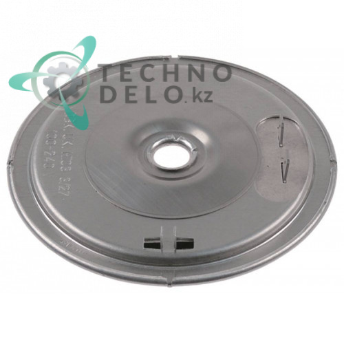 Нагреватель плоский 90Вт 240В D-99мм 11533 для кофеварки Melitta
