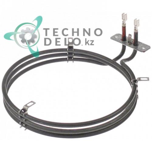 Тэн 3000Вт 230В (RES30230) для конвекционной печи Apach AD44M/AP7D.1, Electrolux, Venix, Zanussi и др.