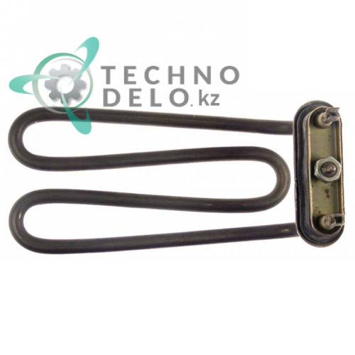 Тэн (1500Вт 220В) 175x83x55мм фланец 70x18мм погружной нагреватель 32G0190 для Angelo-Po и др.