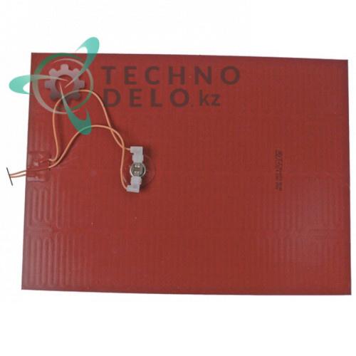 Пластина нагревательная IRCA 1EFICC516004 375x275мм 650Вт 230В