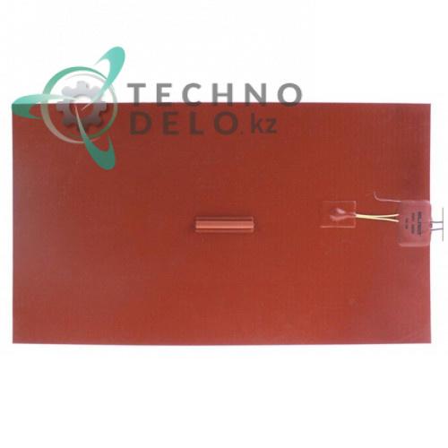 Пластина нагревательная 480x280мм 400Вт 230В 3710036 для Emainox