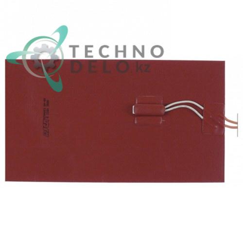 Пластина нагревательная 210x116мм 200Вт 220В 406X32 для Infrico