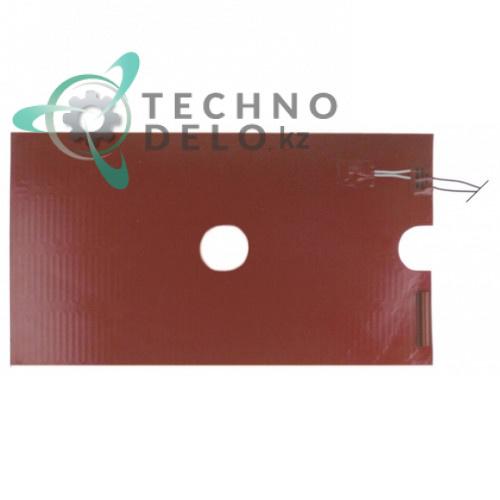 Пластина нагревательная 450x250мм 900Вт 230В