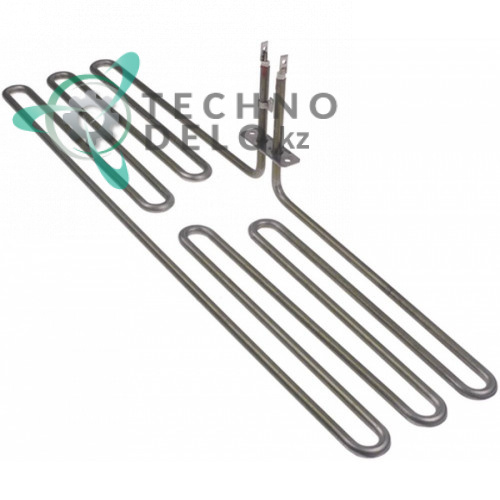 Тэн 3500Вт 230В 0C2613 для сковороды опрокидывающейся Zanussi/Electrolux OBR/E2FM, OBR/E2IM и др.