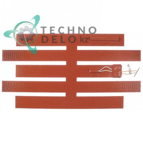 Пластина нагревательная 450x238мм 1000Вт 230В для Scholl